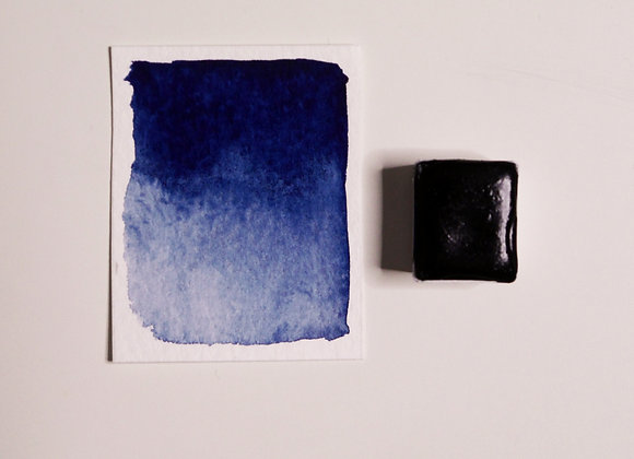 Prussian Blue Half Pan