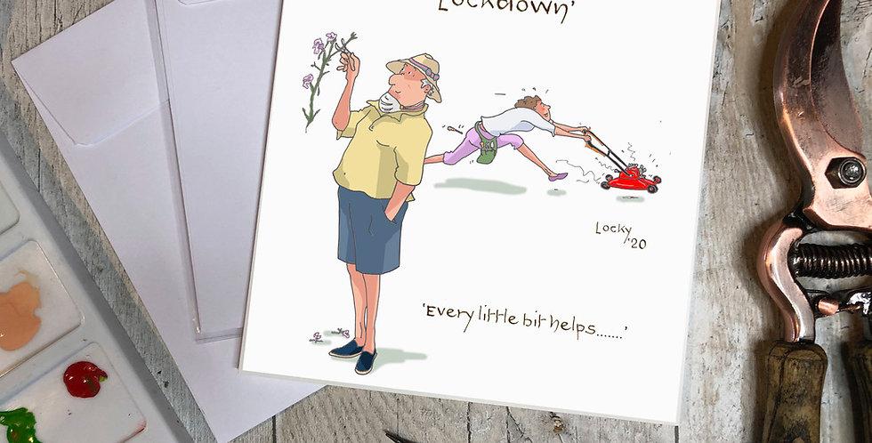 Lockdown Laughs Card 2