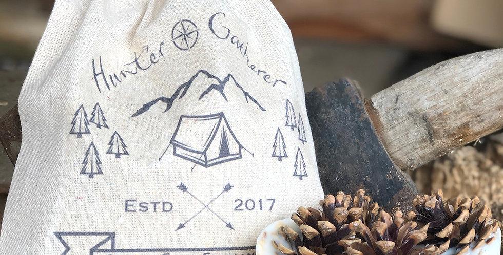 Summer Campfire firelighters in reusable cotton bag