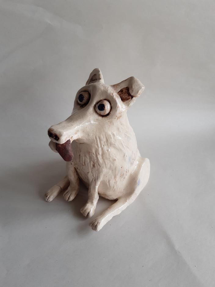 Finley O-H Clay Figure