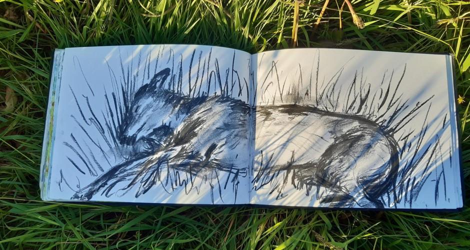 Ms Blockley Sketchbook 4