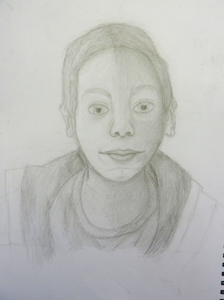 Year 8 Portrait Home Learning 2