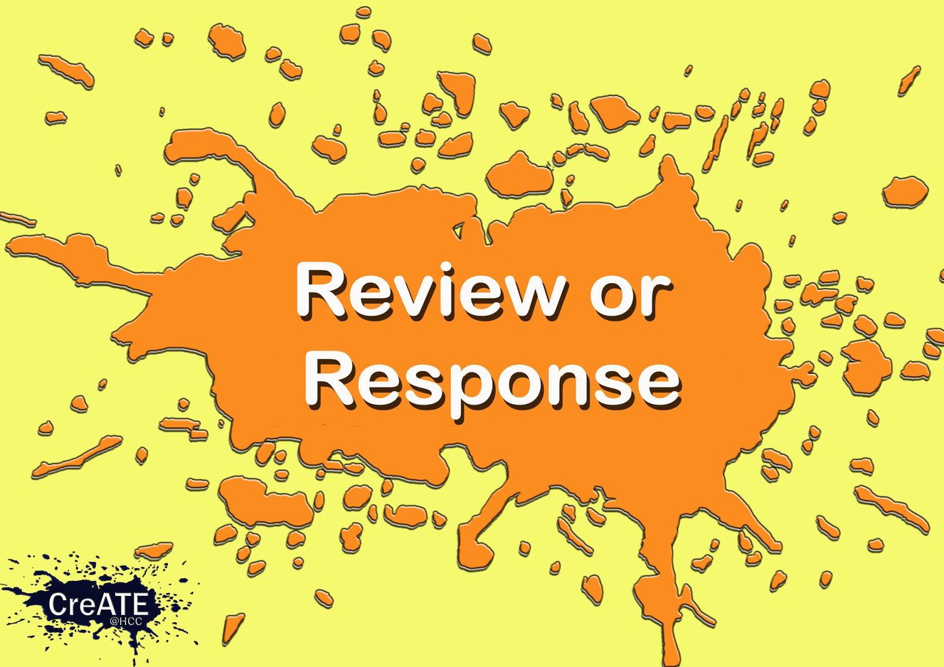 Review or Response Category