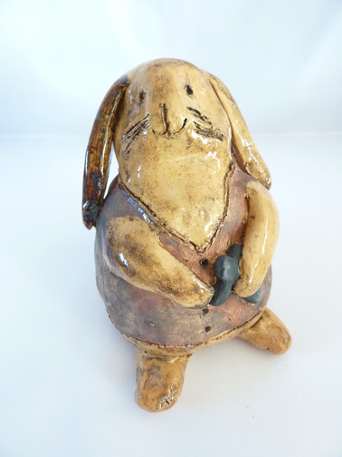 Year 8 Clay Figure 1