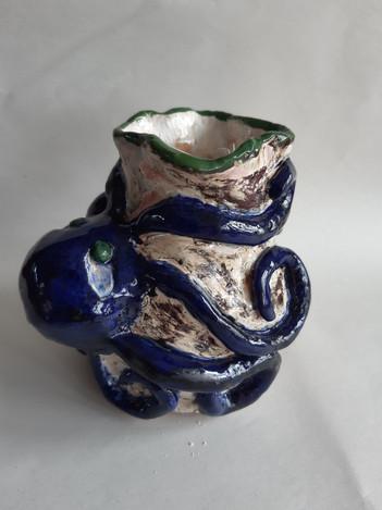 Maicey B Clay Figure