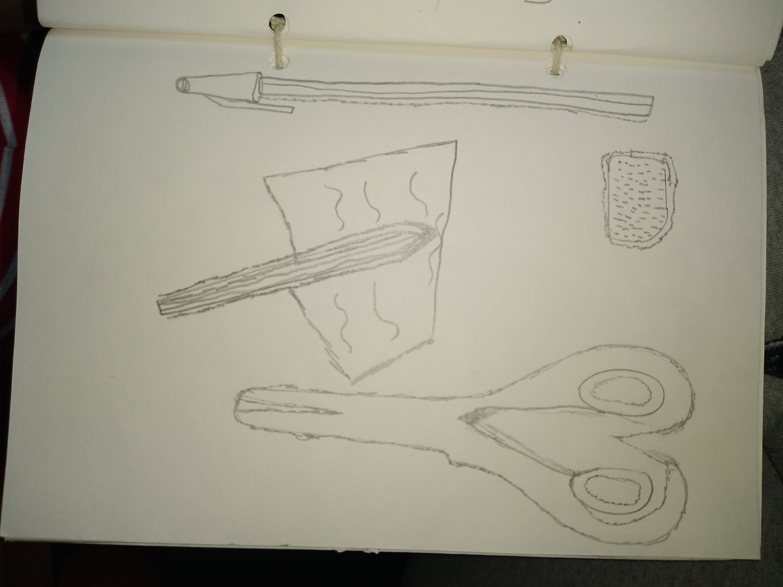 Michael L Sketchbook