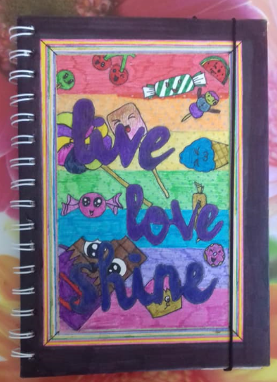 Ami G Notebook 2