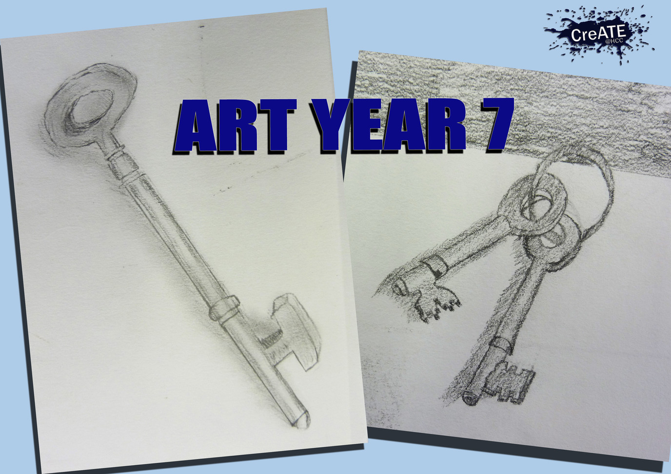 Year 7 Keys Sketches