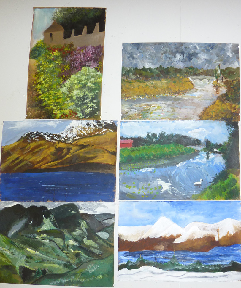 Landscape Outcomes from THG Workshop