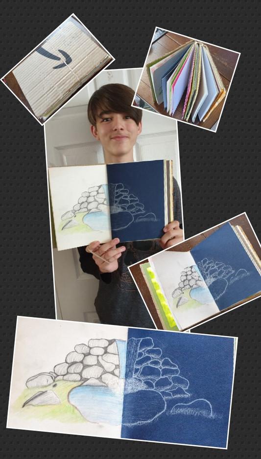 Dominic C Sketchbook