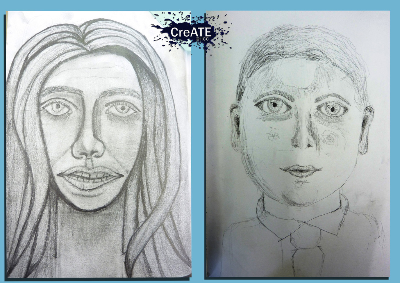 Year 8 Portrait Home Learning
