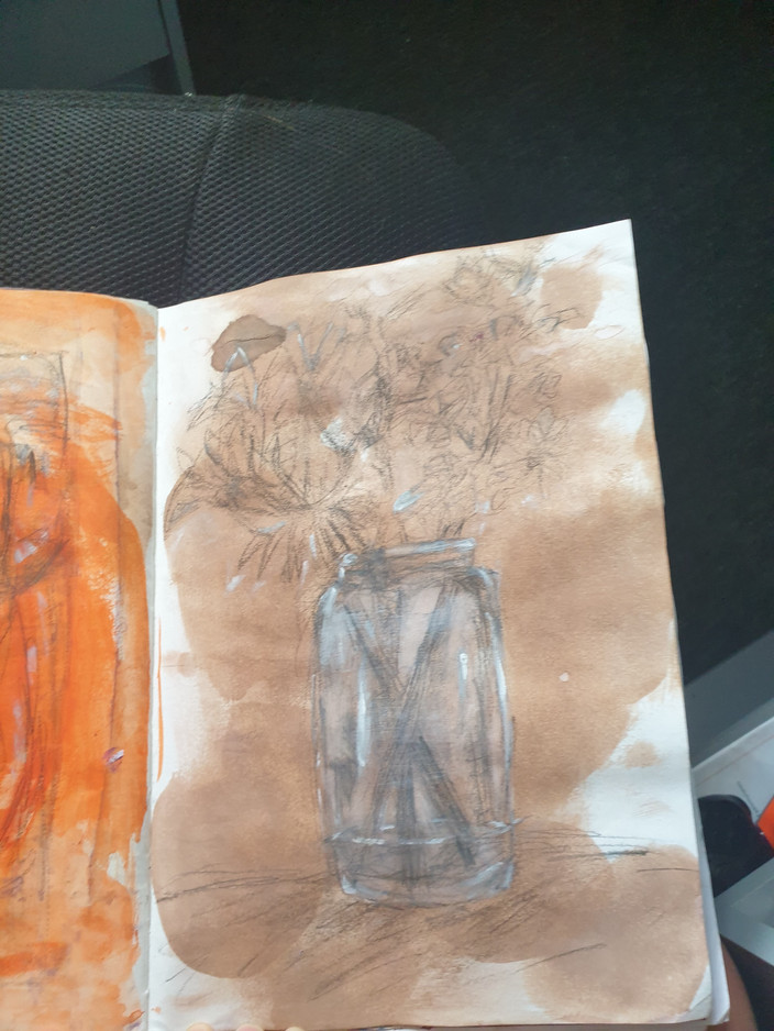 Reece C Sketchbook 2