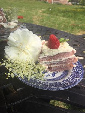 Oriana B Cake Slice