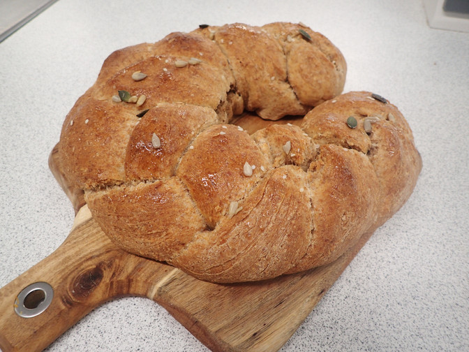 Year 10 Bread and Shaping
