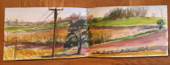 Ms Blockley Sketchbook 3