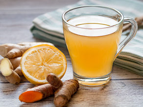 Gut Soothing Golden Tonic
