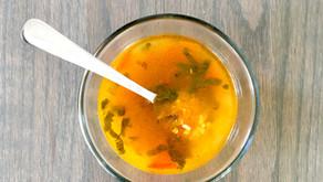 My Favorite Gut Healing Soup