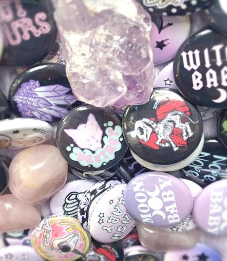 Pinback Badges