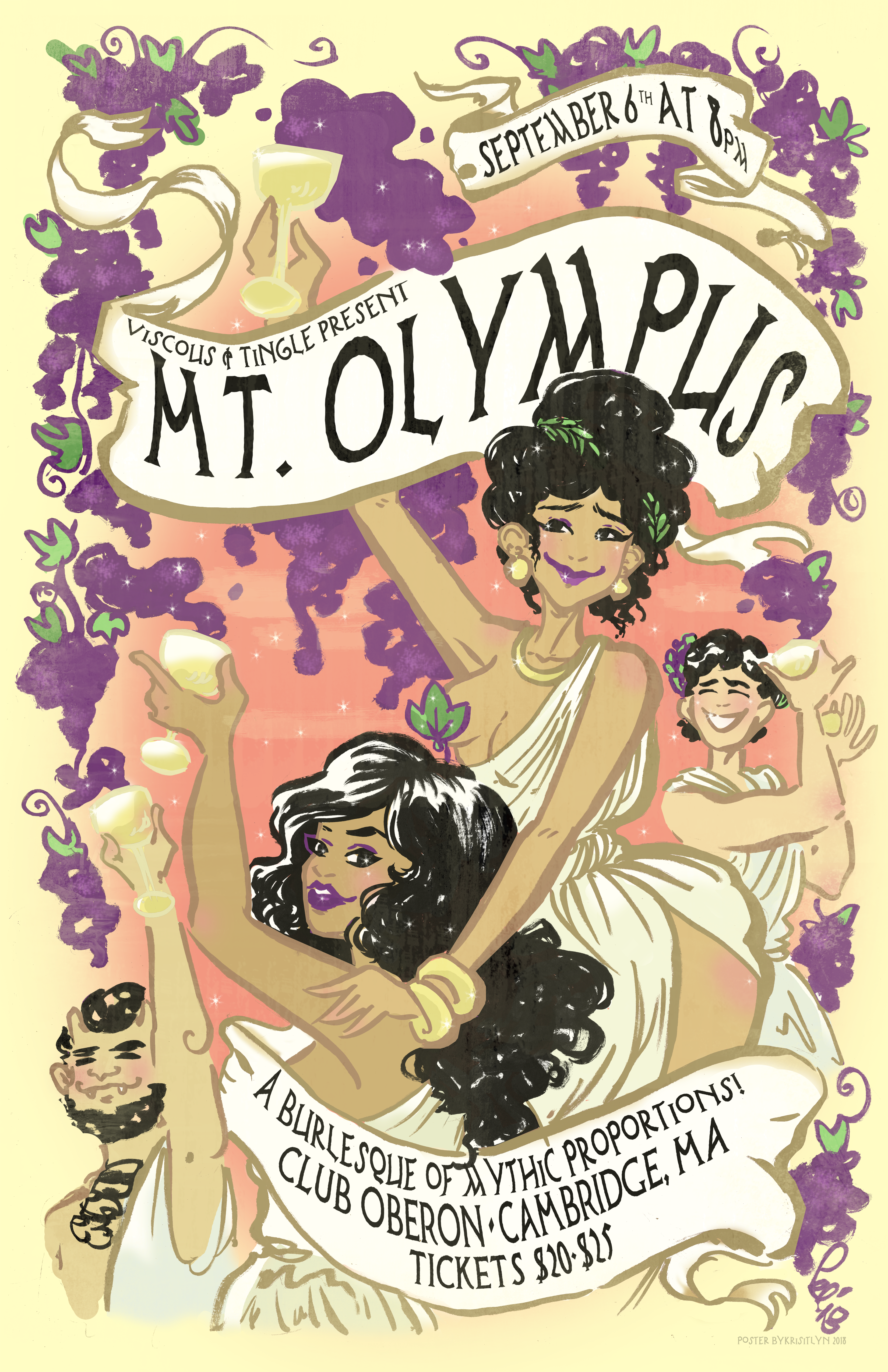 MtOlympus Burlesque
