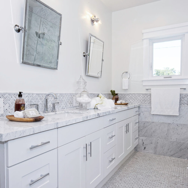 San Fernando Valley Custom Bathroom