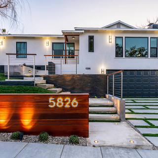 Mid-Century Home Remodel in Los Angeles