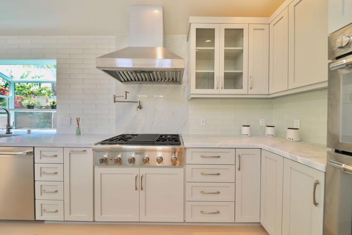 manhattan beach kitchen remodeling project