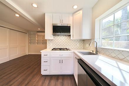 ADU Kitchen & Interior Design