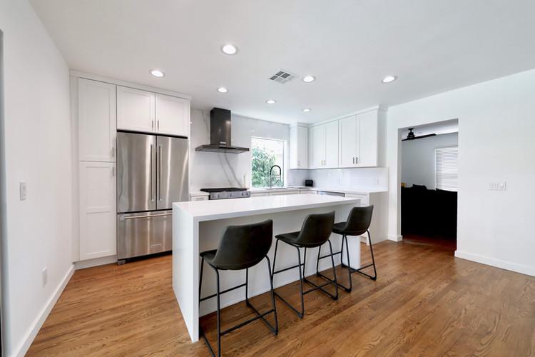 sherman oaks kitchen remodel