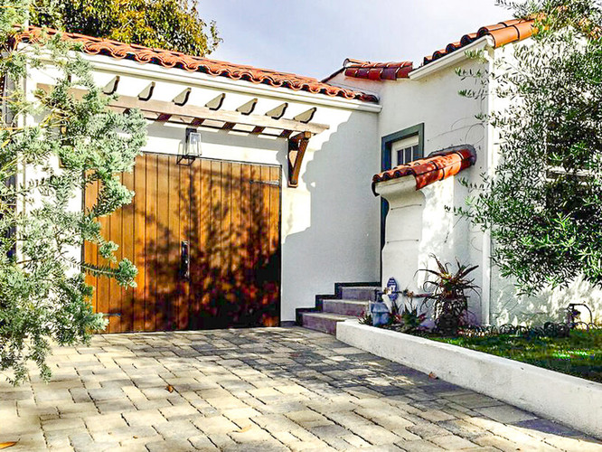 After: Los Angles Garage Addition