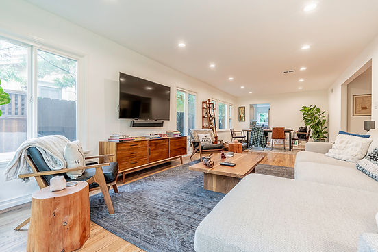 Home Remodeling in Studio City CA - Living Room