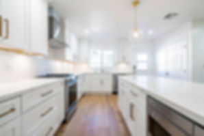 custom kitchen remodel in los angeles, ca