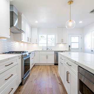 Beautiful Contemporary Kitchen Remodel