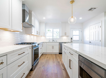5 Kitchen Remodeling Ideas for Spring