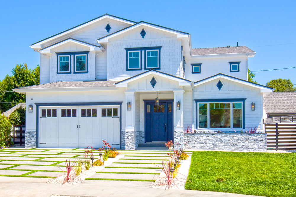 Stunning custom home remodel in Los Angeles, CA