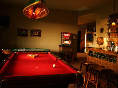 Man Cave Ideas From the Pros