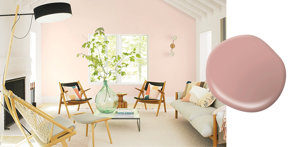 2020 Interior Design Pink Color Trend