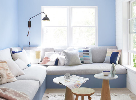 Interior Design Trends 2020: Paint Colors