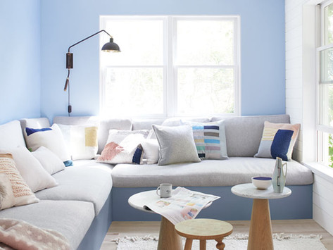 Interior Design Trends 2020: Paint Colors