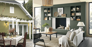 Green Color Palette Trends 2020