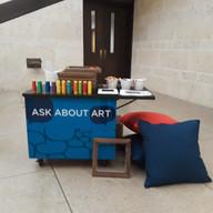Art Cart Display