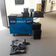 Art Cart Activity
