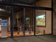 Nasher Windows: Home and Land Project