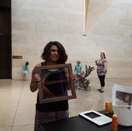 Art Cart visitor