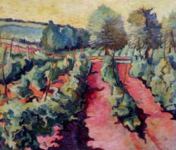 Красный Виноградник