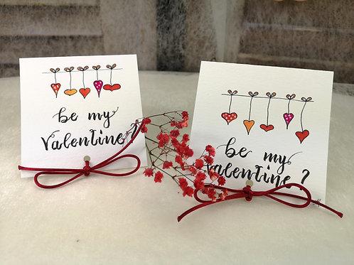 "Valentinskarte"" by my Valentine"""