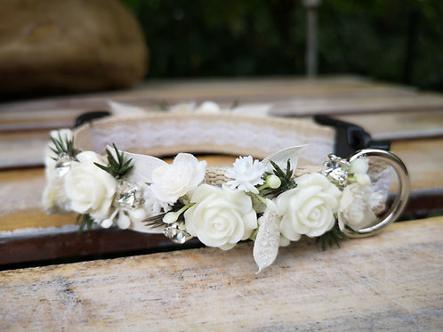 Hundehalsband für Hochzeit