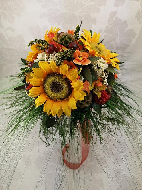 """Brautstrauss """" Sunflowers 1"""""""