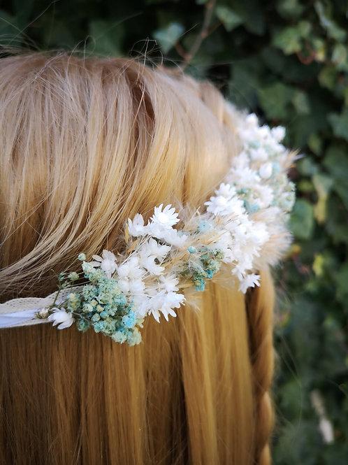"""Haarband """" Tamara""""."""