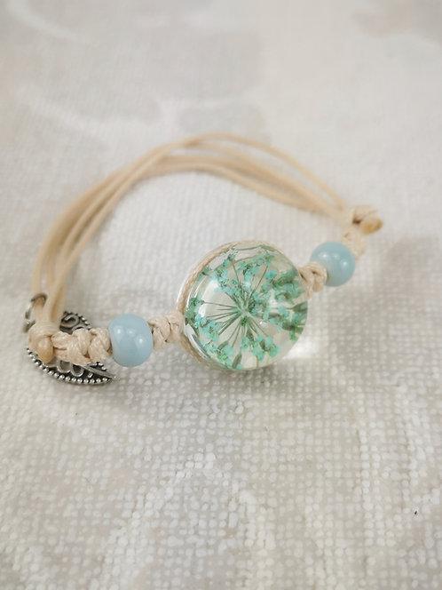 Armband Dill aqua