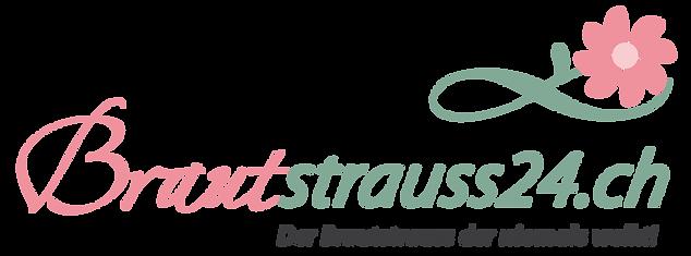 Brautstrauss24 Logo gross